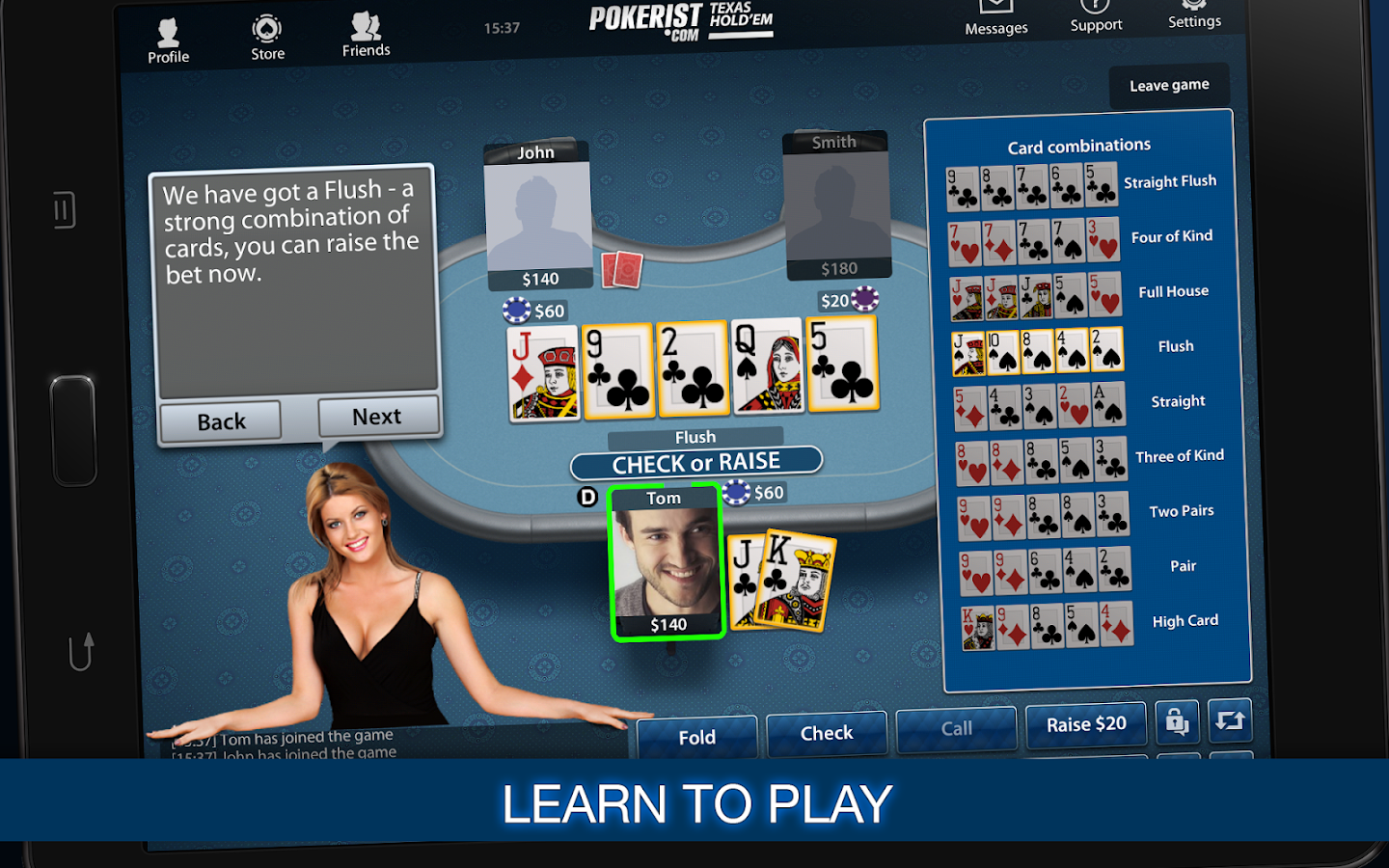 Texas Poker Screenshot 7