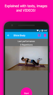 App Belly Legs Buttocks APK for Kindle