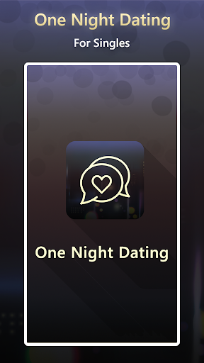One Night Dating - For Singles For PC