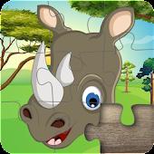 Game Kids Animal Jigsaw Puzzles version 2015 APK