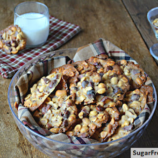 Mixed Nut Florentines (Gluten & Refined Sugar) Free}
