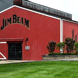 Jim Beam by Robin Stover - City,  Street & Park  Vistas