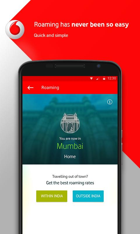 MyVodafone (India) Screenshot 7