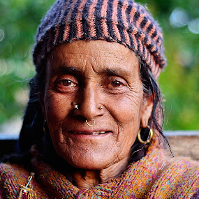 by Ajay Mehta - People Portraits of Women