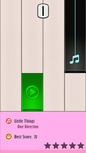 Piano Tiles - 1D and 5SOS- screenshot thumbnail