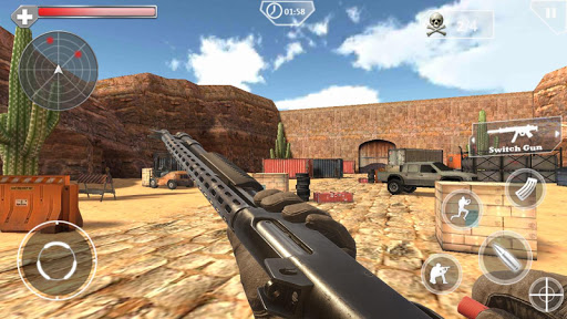 Shoot Hunter-Gun Killer screenshot 12