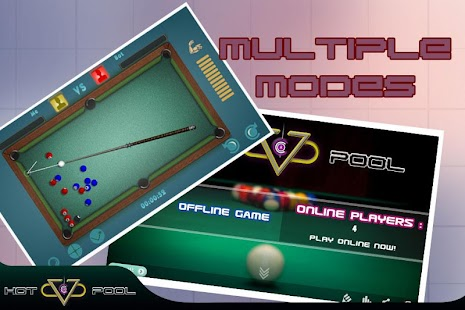 8 Billiards Pool - screenshot