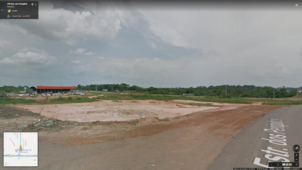Terreno para alugar, 13000 m² por R$ 6.500/mês - Mariana - Porto Velho/RO