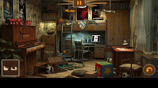 Paranormal House Escape APK for Bluestacks