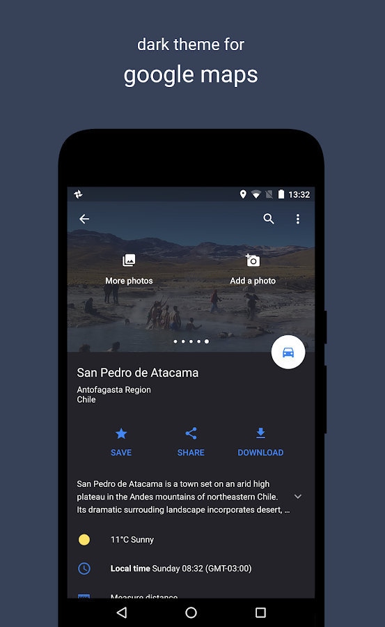 A Swift Dark Substratum Theme Screenshot 2