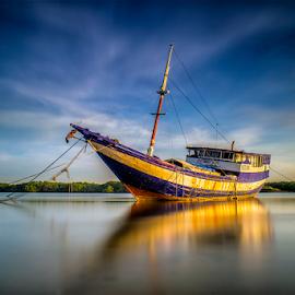 .:: blue cruise ::. by Setyawan B. Prasodjo - Transportation Boats