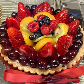 My Favorite Fruit Tart! by Lope Piamonte Jr - Food & Drink Candy & Dessert (  )