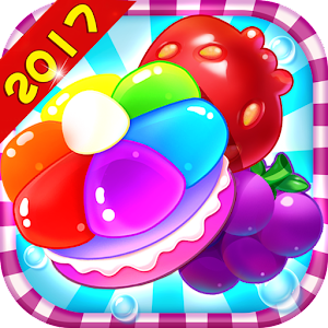 Candy Fruit Pop For PC