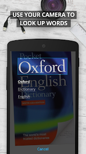 Oxford Dictionary of English Free APK for Bluestacks