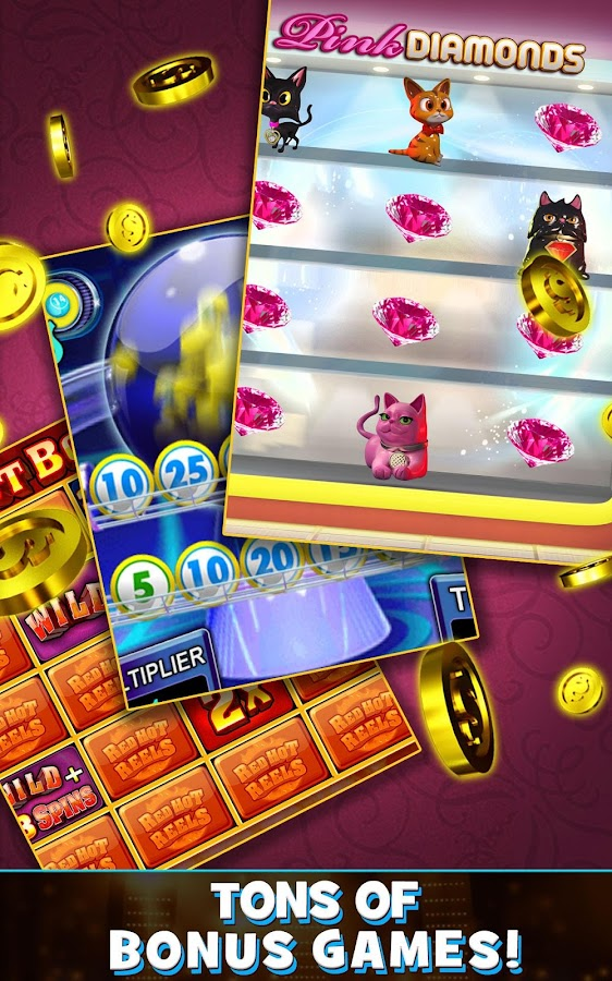 Slots - Vegas Party 3D Free! Screenshot 9