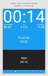 Seconds Pro - Interval Timer Screenshot