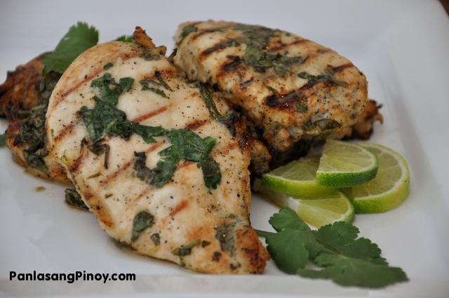Cilantro Lime Chicken Recipe | Yummly