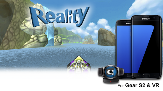 Reality service - screenshot