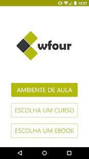 WFour Cursos - screenshot