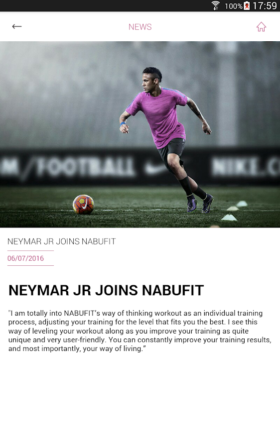 NABUFIT Screenshot 7