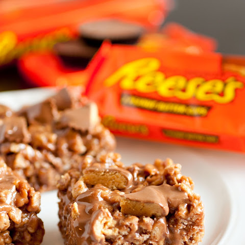 Reese's Krispie Treats