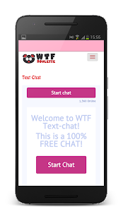 Free Video ChatRoulette - screenshot