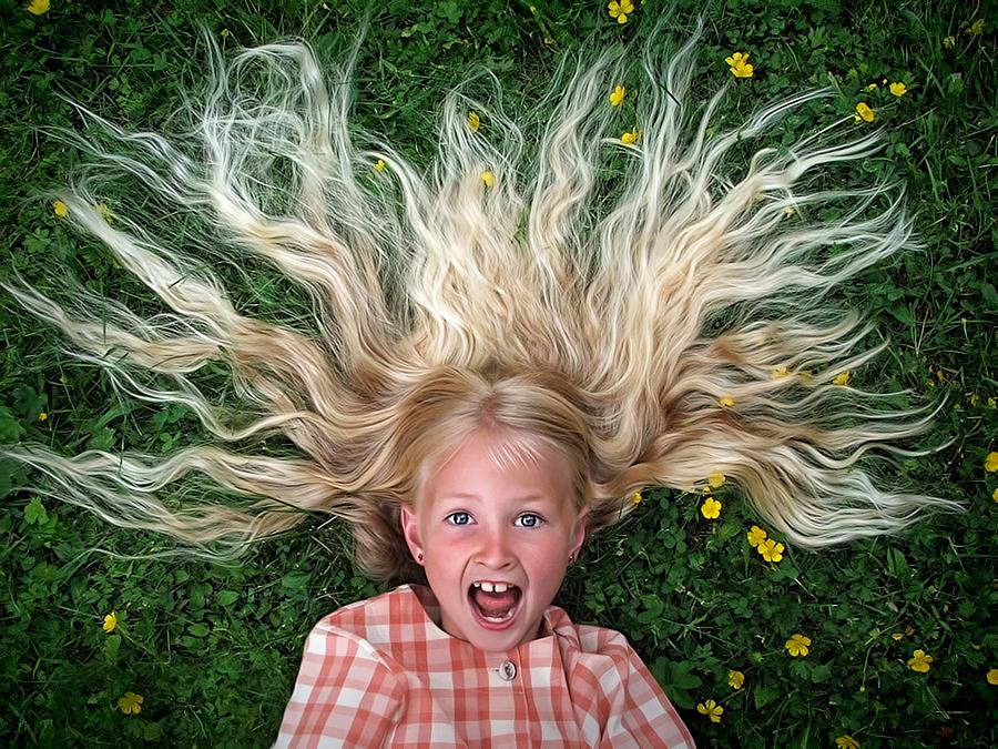 Sunshine <3 by Jane Bjerkli - Babies & Children Child Portraits (  )