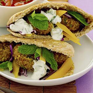 Bulgur Falafel Recipes