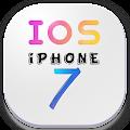 i10 oslauncher -iPhone 7- APK baixar