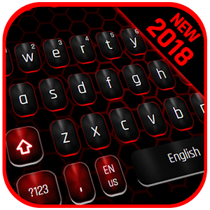 Classic Black Red Keyboard For PC / Windows 7/8/10 / Mac – Free Download