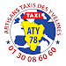 Artisans Taxis Aty 78 Icon