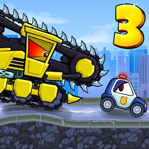 Car Eats Car 3 – Racing Game For PC / Windows 7/8/10 / Mac – Free Download