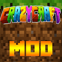 Crazy Craft Mod : Ultimate For PC (Windows And Mac)