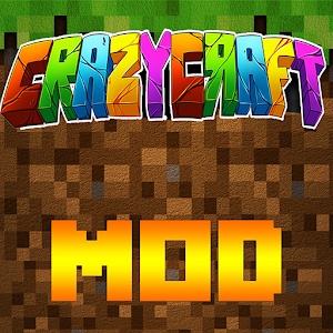 Crazy Craft Mod : Ultimate For PC