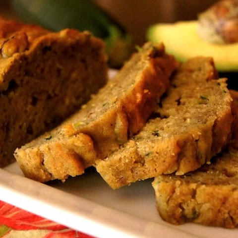 Avocado Zucchini Bread With Olive Oil