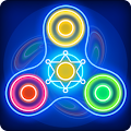 Game Fidget Spinner - Glow APK for Kindle
