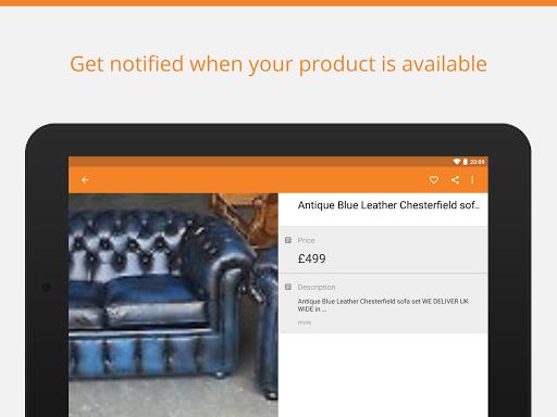 Second hand products - Trovit screenshot 8