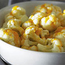 Easy Cheesy Cauliflower