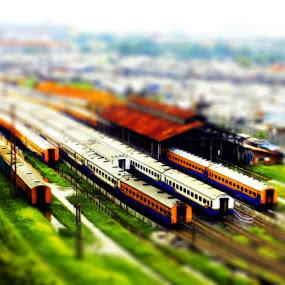 by Hansen Christian - Transportation Trains