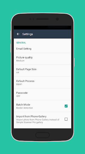 Simple Scan - PDF Scanner App screenshot 3
