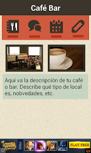 Demo Restaurante - screenshot