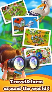 Farm and travel - Idle Tycoon