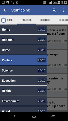 New Zealand News APK