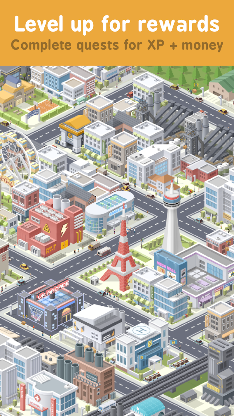 Pocket City Screenshot 1