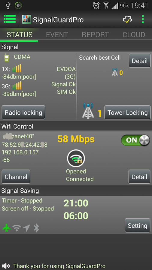 Signal Guard Pro Screenshot 0