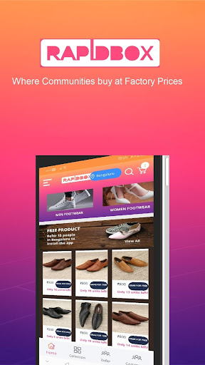 RapidBox Social Shopping App-Buy at Factory Prices screenshot 2