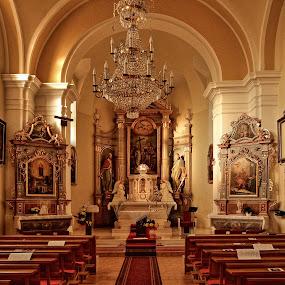 kostel sv. Jakuba a Filipa by Vláďa Lipina - Buildings & Architecture Places of Worship