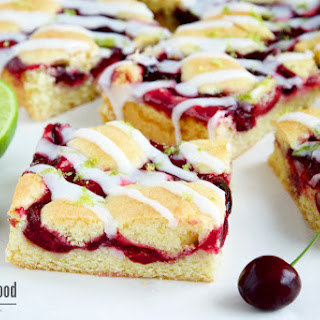 Cherry Cake with Lime