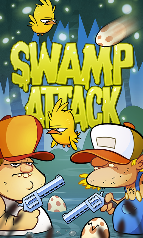 Swamp Attack Screenshot 0