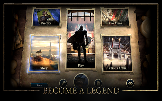 The Elder Scrolls®: Legends™ (Unreleased) APK screenshot thumbnail 1